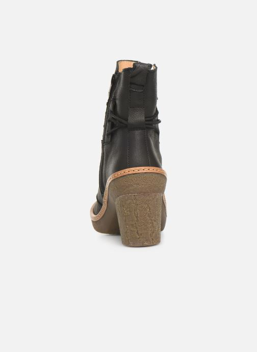Boots en enkellaarsjes El Naturalista Haya N5175 C Zwart rechts