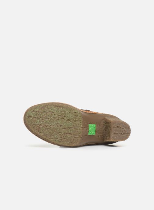 Boots en enkellaarsjes El Naturalista Haya N5175 C Zwart boven