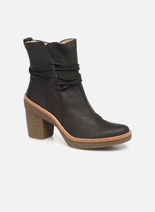 Boots en enkellaarsjes El Naturalista Haya N5175 C Zwart detail