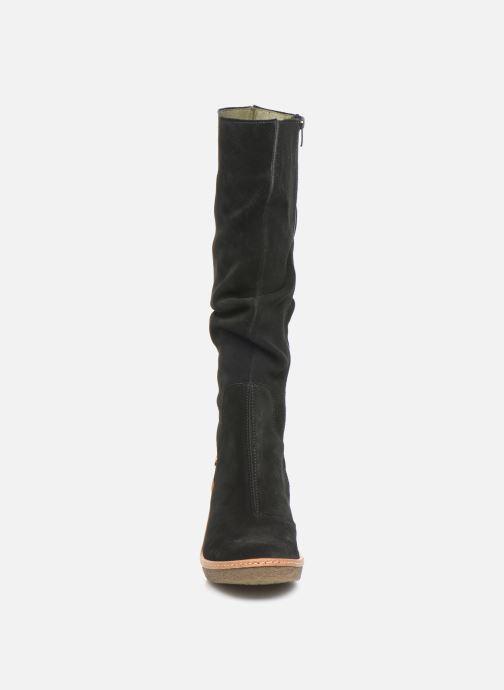 Stiefel El Naturalista Haya N5178 C schwarz schuhe getragen