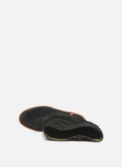 Stiefel El Naturalista Haya N5178 C schwarz ansicht von links