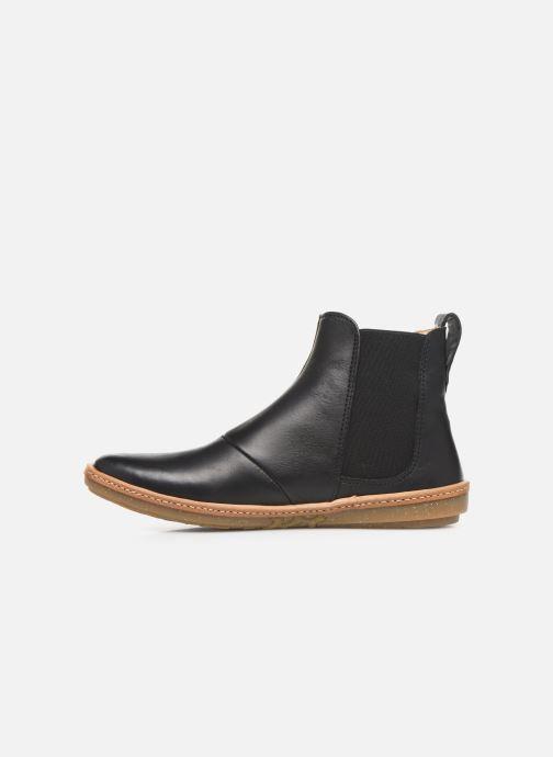 Boots en enkellaarsjes El Naturalista Coral N5310 C Zwart voorkant
