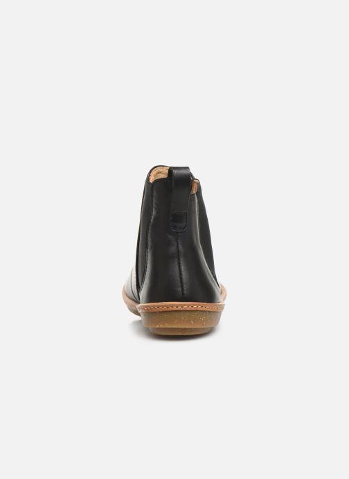 Bottines et boots El Naturalista Coral N5310 C Noir vue droite