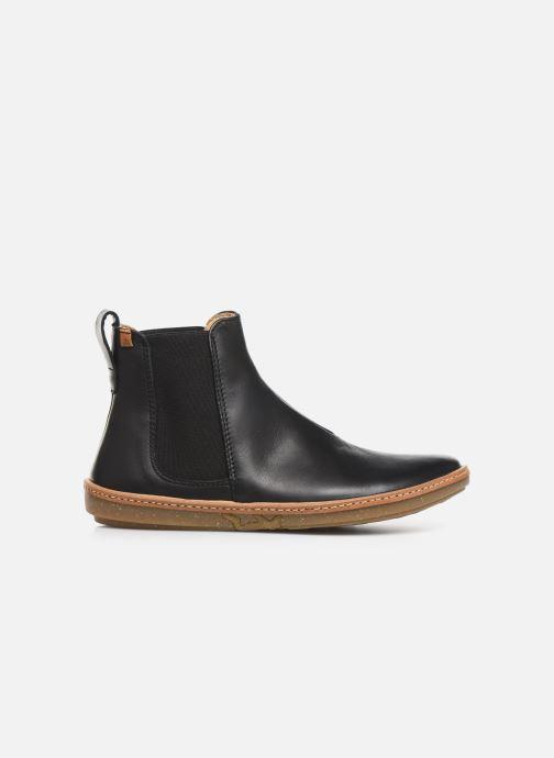 Boots en enkellaarsjes El Naturalista Coral N5310 C Zwart achterkant