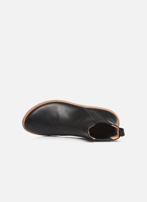 Boots en enkellaarsjes El Naturalista Coral N5310 C Zwart links