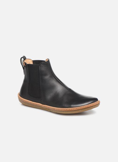 Boots en enkellaarsjes El Naturalista Coral N5310 C Zwart detail