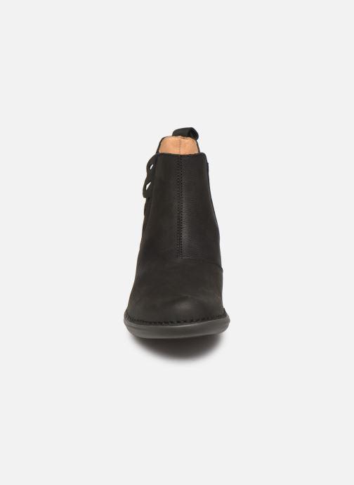 Boots en enkellaarsjes El Naturalista Aqua N5334 C Zwart model