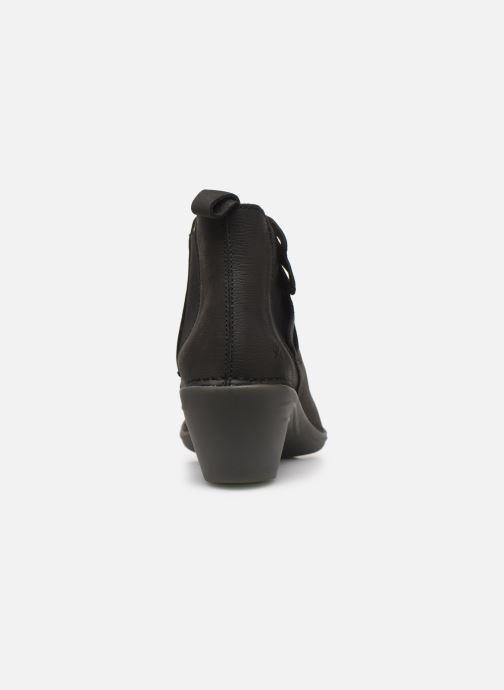 Boots en enkellaarsjes El Naturalista Aqua N5334 C Zwart rechts