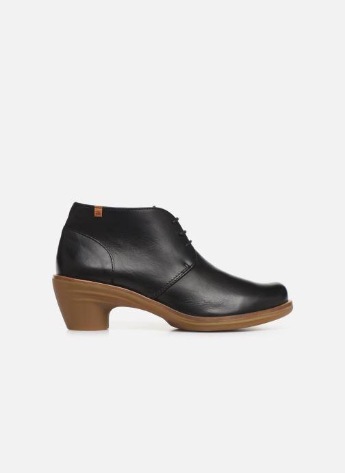 Ankle boots El Naturalista Aqua N5357 C Black back view