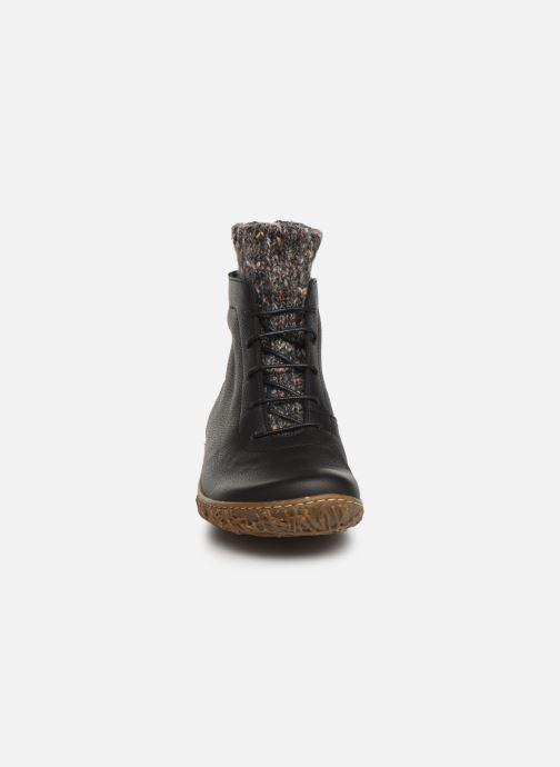 Bottines et boots El Naturalista Nido N5444 C Noir vue portées chaussures