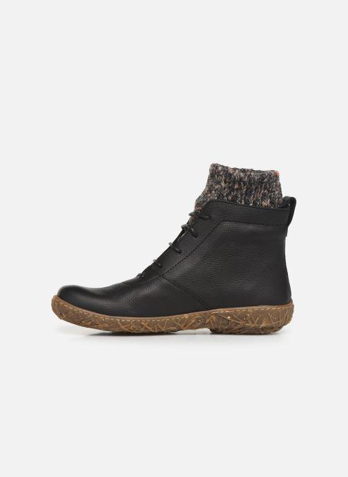 Bottines et boots El Naturalista Nido N5444 C Noir vue face
