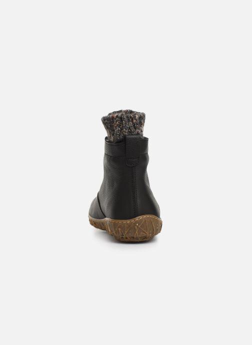 Bottines et boots El Naturalista Nido N5444 C Noir vue droite