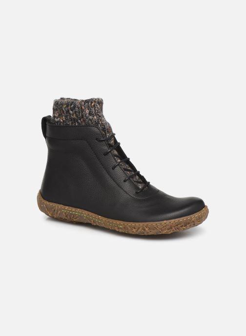 Bottines et boots El Naturalista Nido N5444 C Noir vue détail/paire