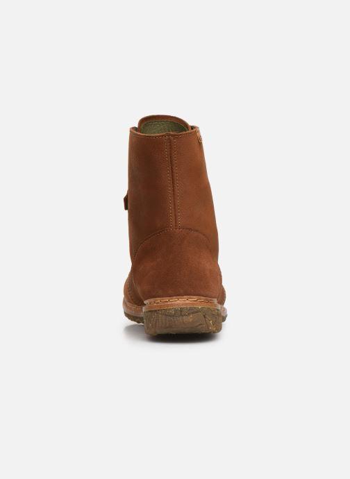 Boots en enkellaarsjes El Naturalista Angkor N5470 C Bruin rechts