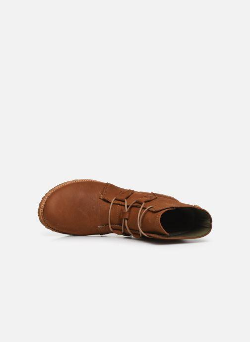 Boots en enkellaarsjes El Naturalista Angkor N5470 C Bruin links