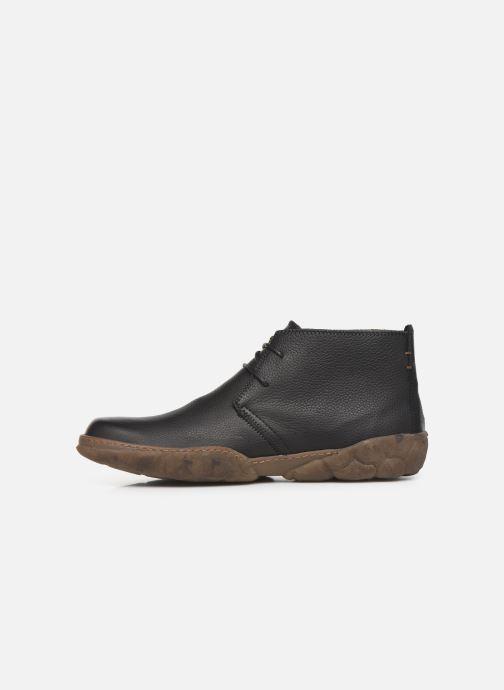 Stiefeletten & Boots El Naturalista Turtle N5085T C schwarz ansicht von vorne