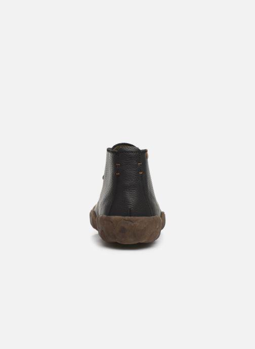 Stiefeletten & Boots El Naturalista Turtle N5085T C schwarz ansicht von rechts