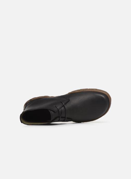 Stiefeletten & Boots El Naturalista Turtle N5085T C schwarz ansicht von links