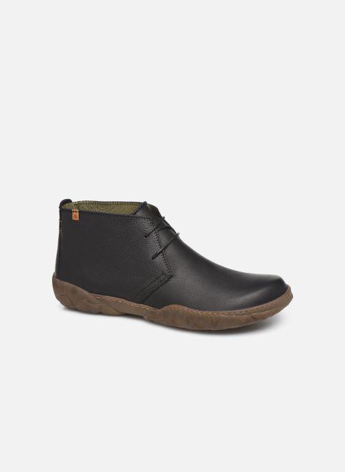 Stiefeletten & Boots El Naturalista Turtle N5085T C schwarz detaillierte ansicht/modell