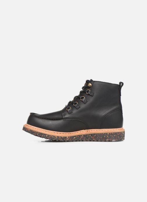 Ankle boots El Naturalista Pizarra N5550 C Black front view