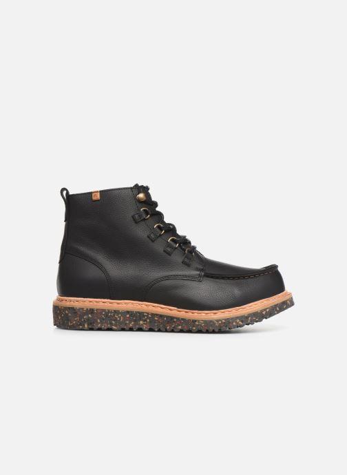 Ankle boots El Naturalista Pizarra N5550 C Black back view