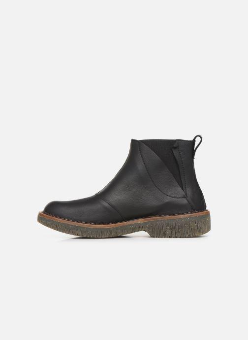 Boots en enkellaarsjes El Naturalista Volcano N5570 C Zwart voorkant