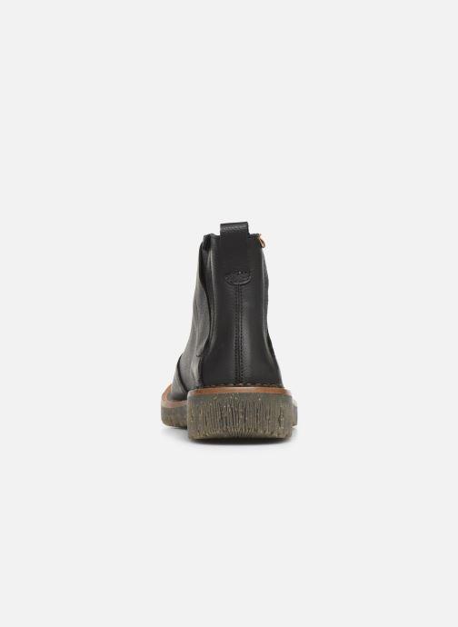 Boots en enkellaarsjes El Naturalista Volcano N5570 C Zwart rechts