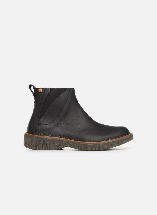 Boots en enkellaarsjes El Naturalista Volcano N5570 C Zwart achterkant