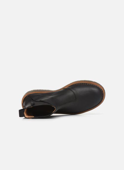 Boots en enkellaarsjes El Naturalista Volcano N5570 C Zwart links