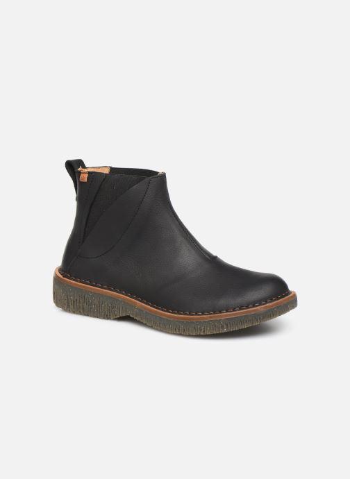 Boots en enkellaarsjes El Naturalista Volcano N5570 C Zwart detail