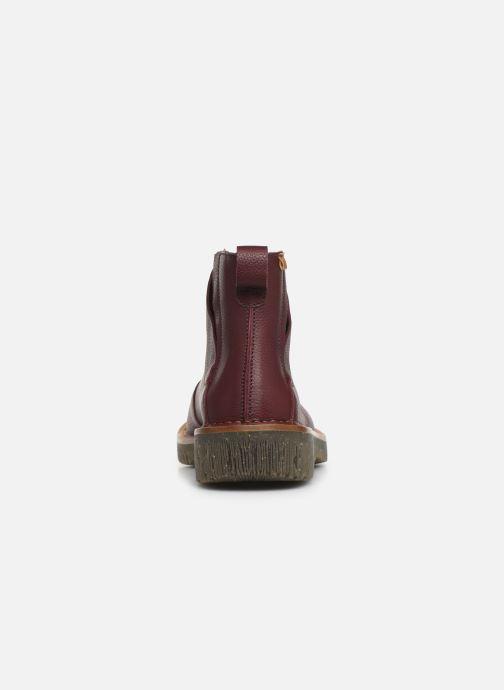 Bottines et boots El Naturalista Volcano N5570 C Bordeaux vue droite
