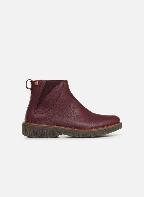 Bottines et boots El Naturalista Volcano N5570 C Bordeaux vue derrière