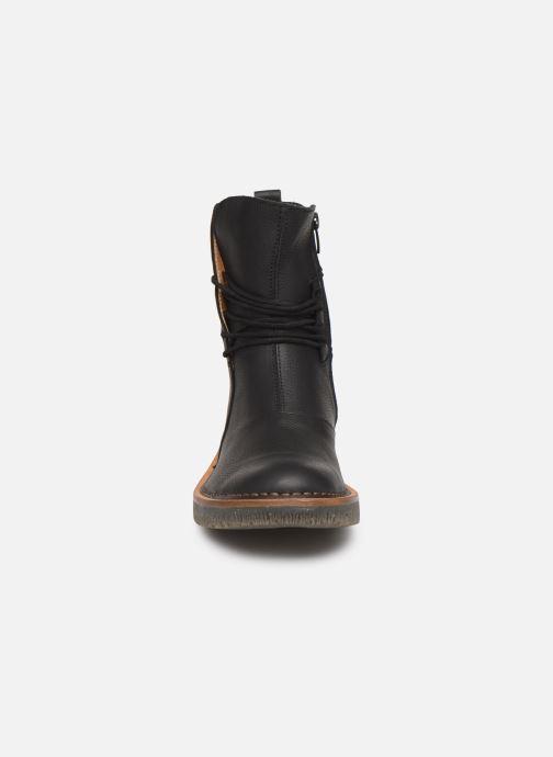 Boots en enkellaarsjes El Naturalista Volcano N5571 C Zwart model