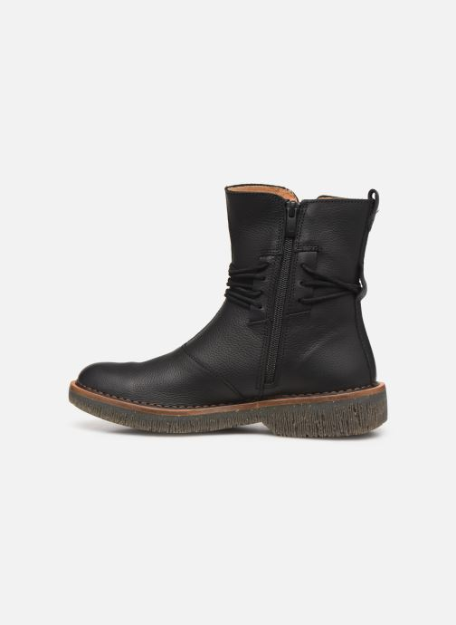 Bottines et boots El Naturalista Volcano N5571 C Noir vue face