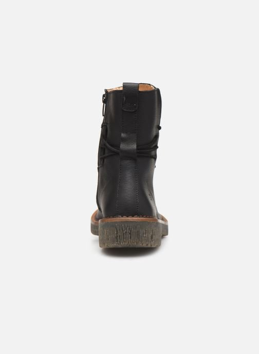 Ankle boots El Naturalista Volcano N5571 C Black view from the right