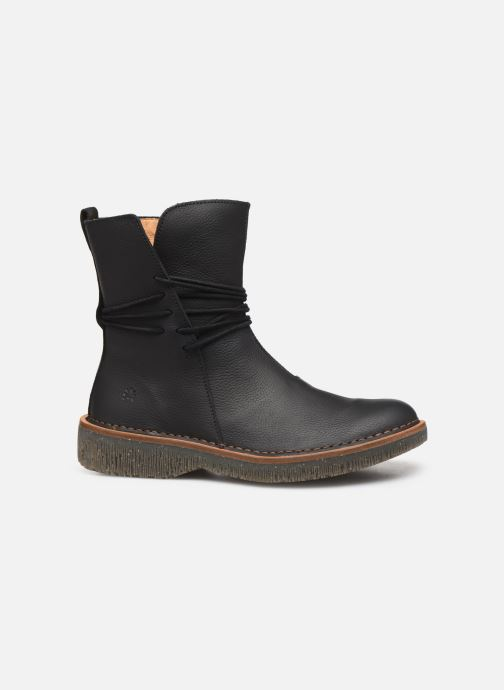 Ankle boots El Naturalista Volcano N5571 C Black back view
