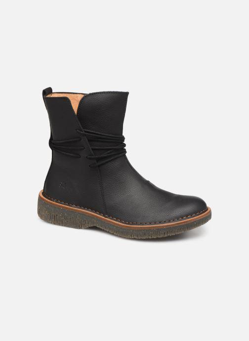 Boots en enkellaarsjes El Naturalista Volcano N5571 C Zwart detail