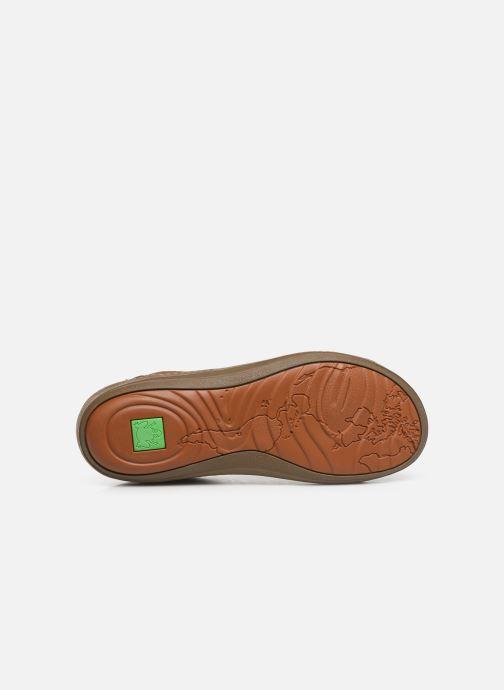 Sneakers El Naturalista Meteo N5604T C Marrone immagine dall'alto