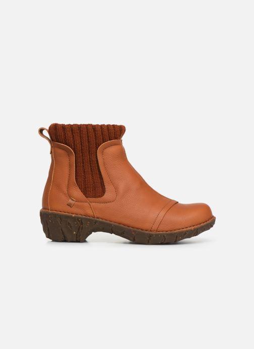 Bottines et boots El Naturalista Yggdrasil NE23 C Orange vue derrière