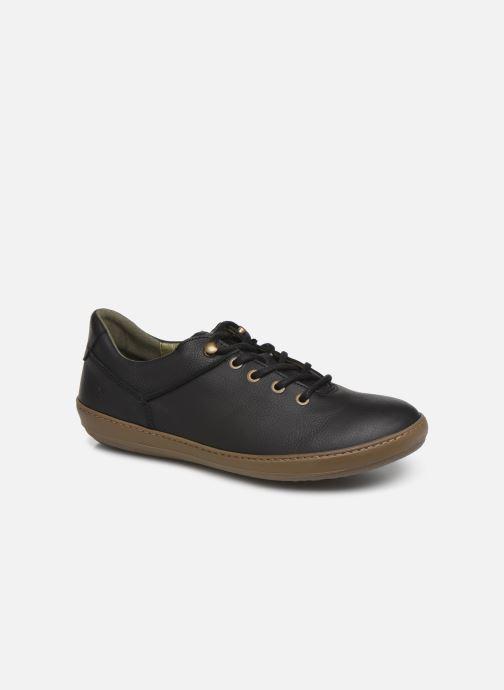 Sneakers El Naturalista Meteo NF66 C Sort detaljeret billede af skoene