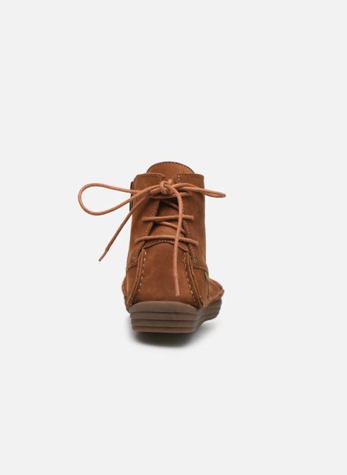 Boots en enkellaarsjes El Naturalista Rice Field NF82 C Bruin rechts