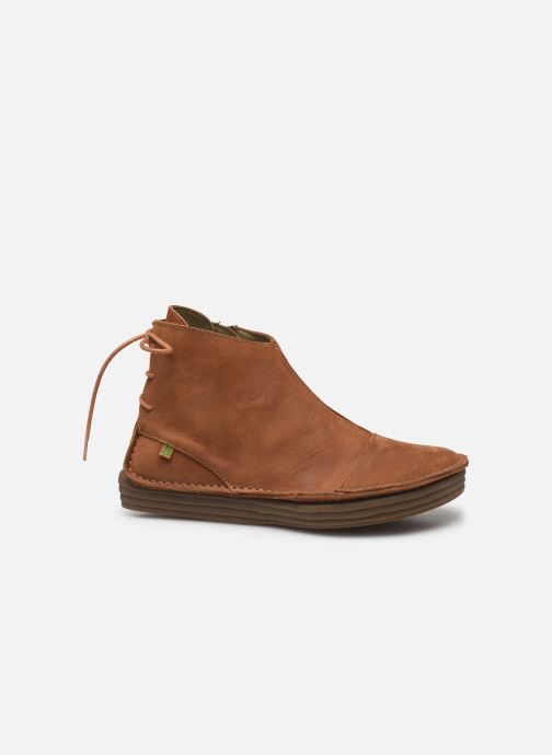 Ankle boots El Naturalista Rice Field NF82 C Brown back view