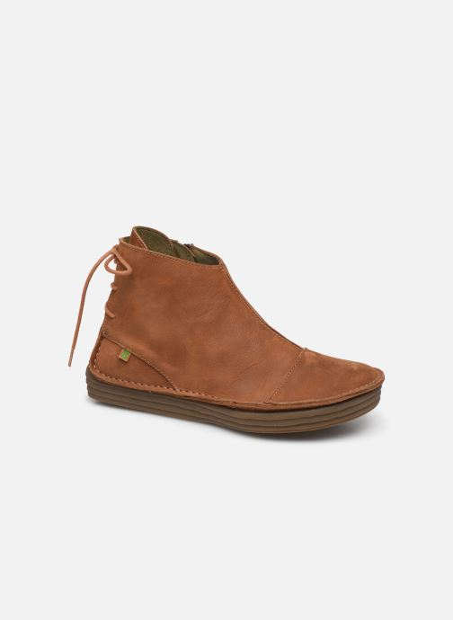Ankle boots El Naturalista Rice Field NF82 C Brown detailed view/ Pair view