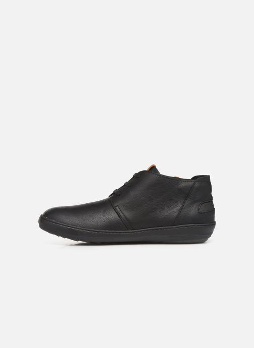 Chaussures à lacets El Naturalista Meteo NF98 C Noir vue face