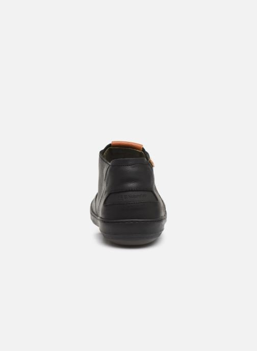 Lace-up shoes El Naturalista Meteo NF98 C Black view from the right