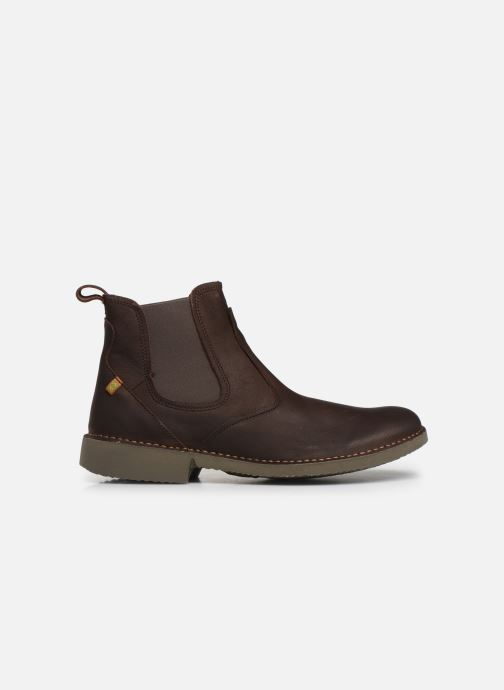 Ankle boots El Naturalista Yugen NG22 C Brown back view