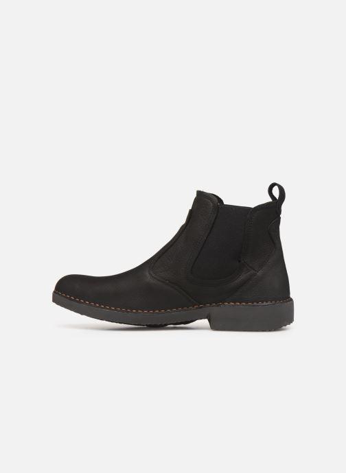 Ankle boots El Naturalista Yugen NG22 C Black front view