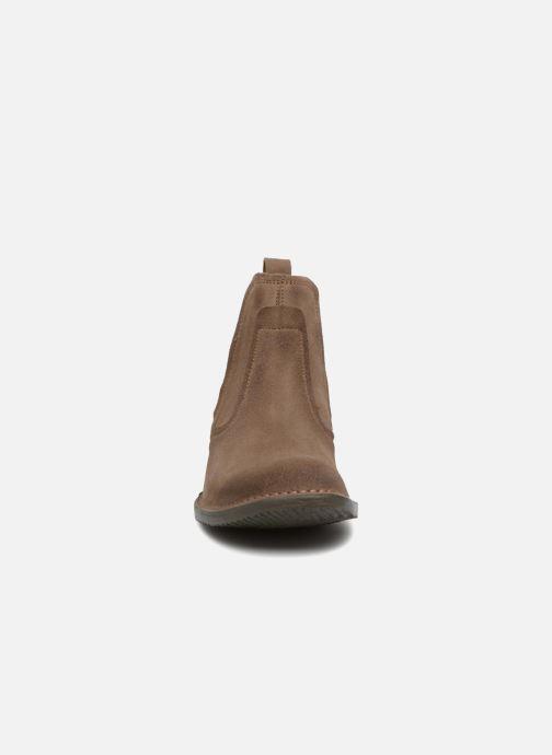 Bottines et boots El Naturalista Yugen NG24 C Marron vue portées chaussures