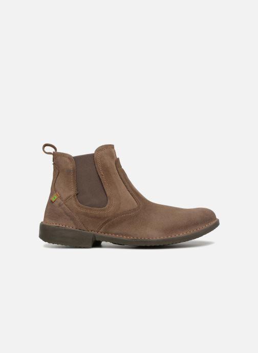 Bottines et boots El Naturalista Yugen NG24 C Marron vue derrière