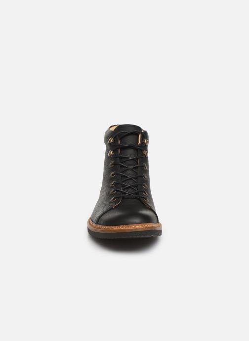 Bottines et boots El Naturalista Yugen NG32 C Noir vue portées chaussures